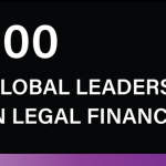 Robert Rothkopf recognised in 100 Global Leaders in Legal Finance by Lawdragon 2020.