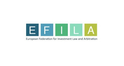 EFILA's Annual investment treaty arbitration lecture sponsoring